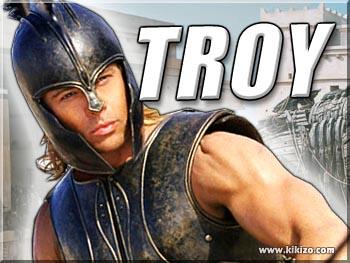 Kikizo Movies: Reviews: Troy
